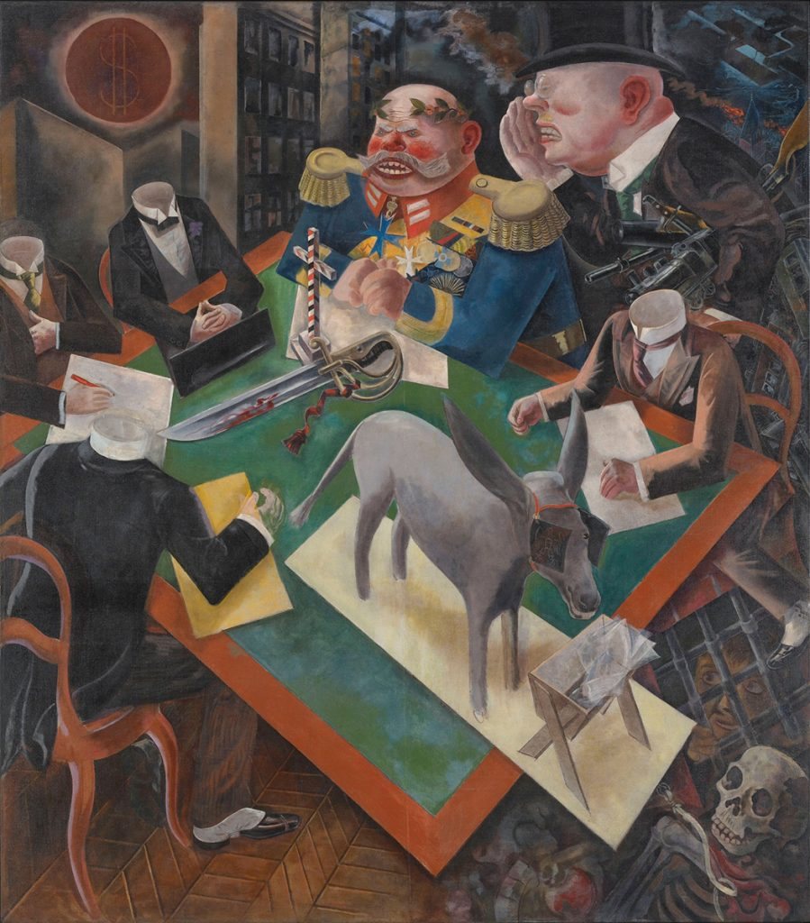 A Timeless Legacy George Grosz, Eclipse of the Sun