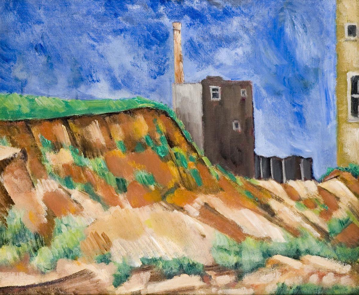 Max Weber Sea Cliff,
