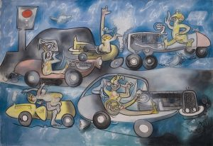 Rivera and Beyond: Latin American Art from the Joan and Milton Bagley Collection Roberto Matta