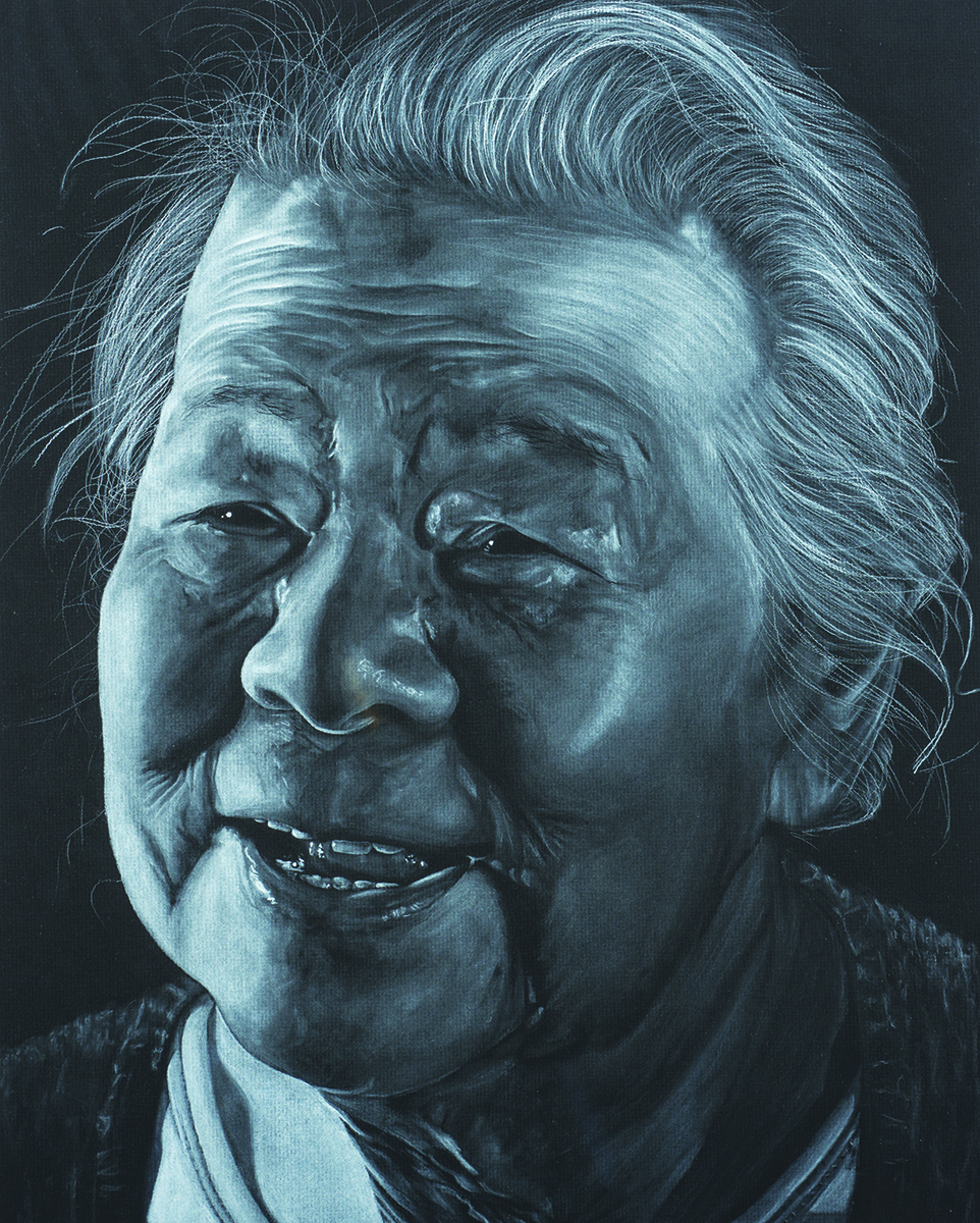 Long Island's Best 2019 Christina Mui Yuk Fun Mui. White Charcoal