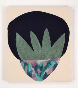 Amanda Valdez Sticky Garden Piecework